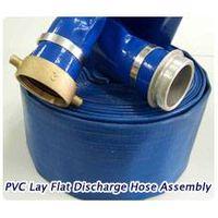 PVC HOSE--PVC Layflat Water Discharge Hose thumbnail image