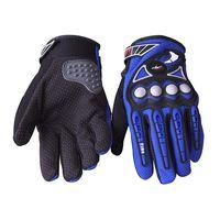 Short Cuff Motorcycle Gloves thumbnail image