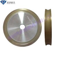 pencil edge diamond glass wheels of double edging machhinery,glass diamond wheel thumbnail image