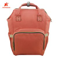 Large capacity fashion mummy maternity nappy bag baby bag