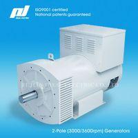 2-Pole 50Hz/60Hz 3000/3600rpm Diesel Industrial Brushless Generator Alternator