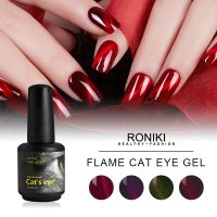 RONIKI Hot Flame Cat Eye Gel Polish,Cat Eye Gel,Cat Eye Gel Polish,Cat Eye Gel factory,Cat Eye Gel P