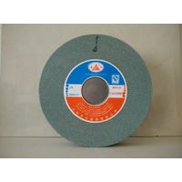 gc green silicon carbide abrasive vitrified bench grinding wheel for sharpening carbide tools