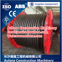 35WXK7 ,1960mpa non rotating wire rope,Tower crane wire rope,Crawler crane wire rope,rotary driling thumbnail image