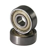 Deep Groove Ball Bearing 606-ZZ.2RS