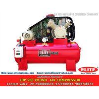 3HP 500 Pound Air Compressor thumbnail image