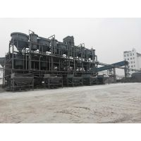 PV glass sand washing plant