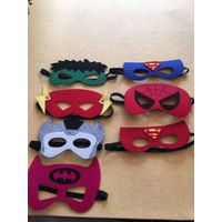 Ployester Felt Party Mask with Cheap Price thumbnail image