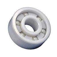 ceramic bearing plastic ball bearing 608