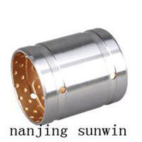 Jf800 Oilless Bimetal Sliding Self Lubricating Bearing