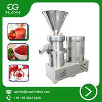 (2.Best tomato sauce grinder high yield sauce making machine