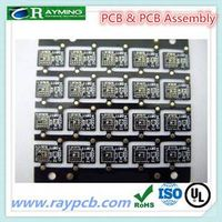 High Precision Immersion gold PI film Yellow fpc board thumbnail image