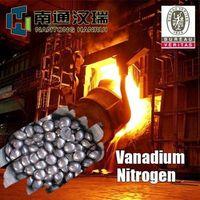 HANRUI provide best quality vanadium carbon nitrogen alloy for steel making