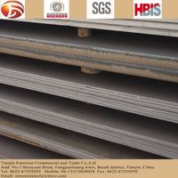 hot rolled steel plate, steel plate hs code and steel plate price per ton large on stock for constru thumbnail image