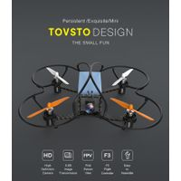 TOVSTO Mini Drone 6CH RC Drone Quadcopter with HD Camera for Kids