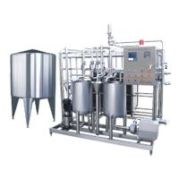 Dairy process machine