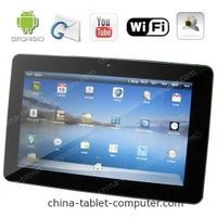 10.1 Inch Super pad - Android 2.1 Tablet PC Support GPS + 3G thumbnail image