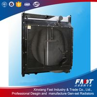 High quality DEUTZ BF8M1015CP Diesel generator radiator on sale