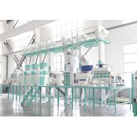Professional VMTCP-60 Rice Mill Plant for Sale thumbnail image