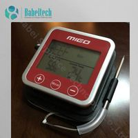 Digital Wireless Bbq Meat Thermometer MIEO thumbnail image