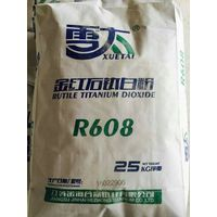 R608 Rutile TiO2 widely used in coating paint plastic