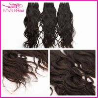 Brazilian Virgin Hair Weaving, Natural Wave, 8 inch-34 inch,100% human virgin Hair