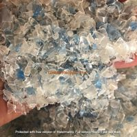 Recycled PET Flakes / PET Bottles Plastic Scrap /PET Granules