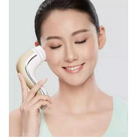Cleansing Brush Waterproof Cordless Skin Care Tool Set