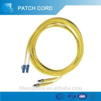 FC-FC fiber optic patch cord for 1~10m ofc armoured patch cord