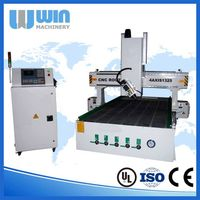 High-speed 4AXIS 1325 4 Axis Router