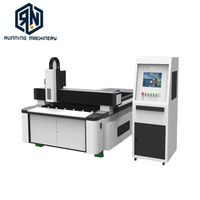 Professional Manufacturer 2000 Watt Laser Cutting Machine RN-F1530
