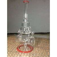 Glass water smoking pipes/Bong