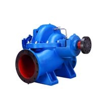 CPS series Horizontal single stage double suction split case pump