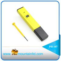 PH-107 Pen Type PH Meter