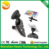 2015 Hot Selling CD Dash Slot Car Mount Magnetic Holder