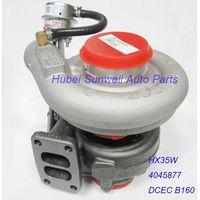 holset hx35w turbo 4045877 / 4045184 for Cummins engine thumbnail image