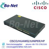 CISCO WS-C2960-24-S network switches Cisco select partner BO-NET thumbnail image