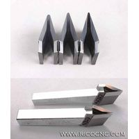 Carbide CNC Wood Lathe Knife Wood Turning Tools thumbnail image