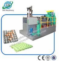 Egg tray production line from China factory