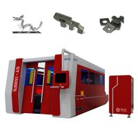 Factory directly supply 1-22mm stainless steel cnc fiber laser cutting machine