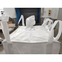 100% new fibc jumbo big bag with filling spout thumbnail image