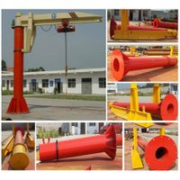 10ton Column Mounted Slewing Jib Crane