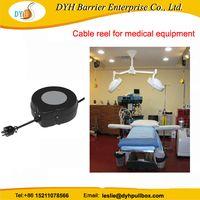 Retractable Cable Reels Portable Medical Equipments