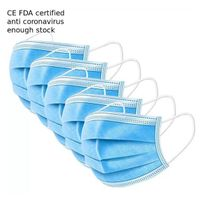 BFE 99% Non Woven Medical Disposable Face Mask, FFP1, FFP2, FFP3, KN95,N95 Face Mask thumbnail image