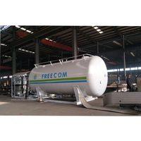 ASME Standard 45CBM LPG Storage Tank 23Tons Propane Gas Tanker With Filling Dispenser For Cooking Ga thumbnail image