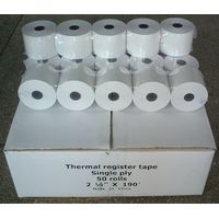 thermal paper roll,thermal register paper
