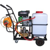 Electric Power Sprayer with Trolley thumbnail image