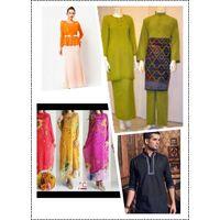 10$-15$/pcs Baju Kurung, Peplum, Jubah, Kaftan, Melayu thumbnail image