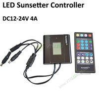 DC 12V -24V Sunsetter Controller For 12V LED Strip Lights (Require dimming Control the light emittin