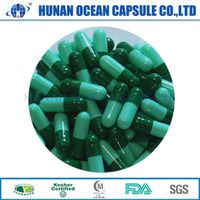 Gelatin empty capsule shellBovine Halal Empty Gelatin Capsule